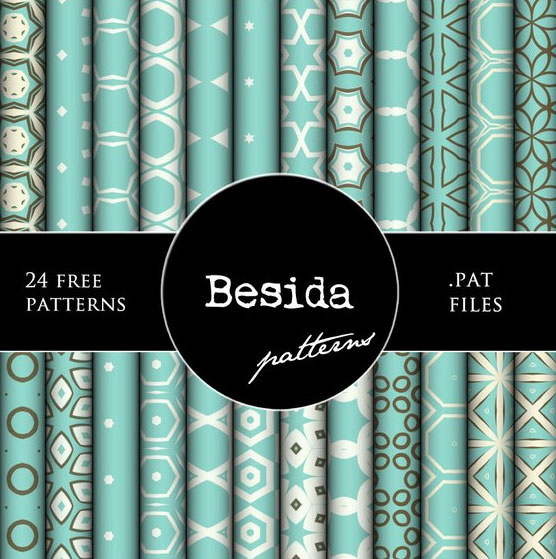 Besida Seamless Patterns