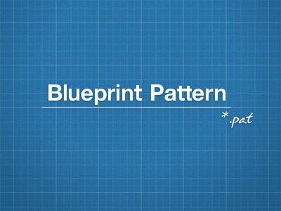 Blueprint Seamless Pattern