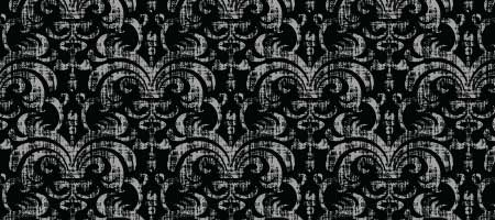 Gothic Wallpaper Pattern Purple