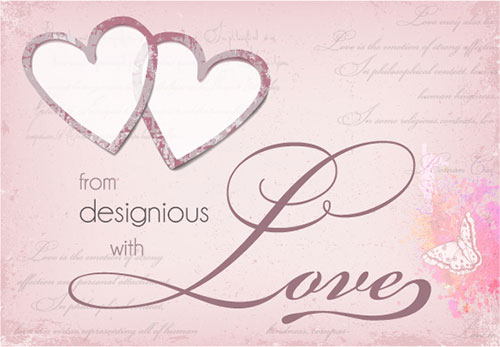 Free Vector for Valentines