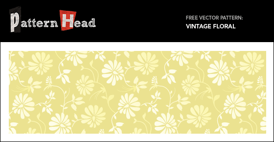 Free seamless Vector branch patterns from Patternhead.com